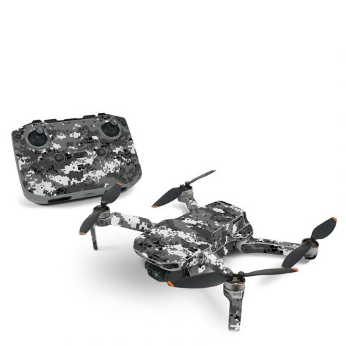 Digital Urban Camo DJI Mini 2 Skin