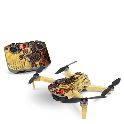 Dragon Legend DJI Mavic Mini 2 Skin