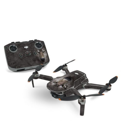 Grey Wolf DJI Mavic Mini 2 Skin
