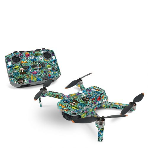 Jewel Thief DJI Mini 2 Skin