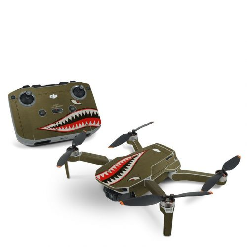 USAF Shark DJI Mavic Mini 2 Skin