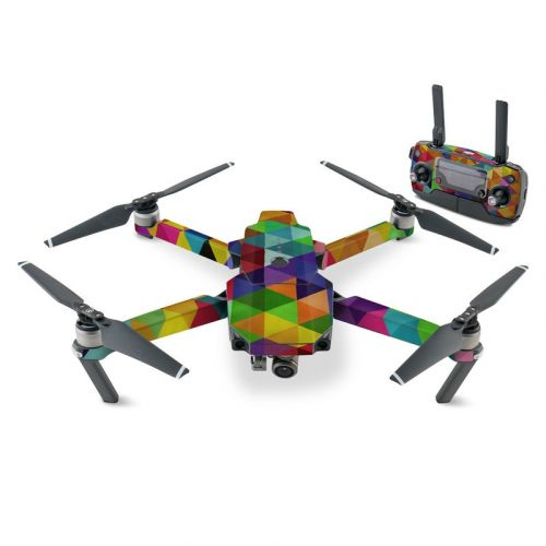 Connection DJI Mavic Pro Skin