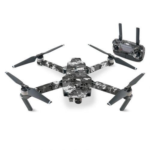 Digital Urban Camo DJI Mavic Pro Skin