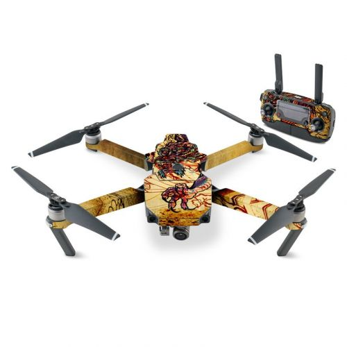 Dragon Legend DJI Mavic Pro Skin