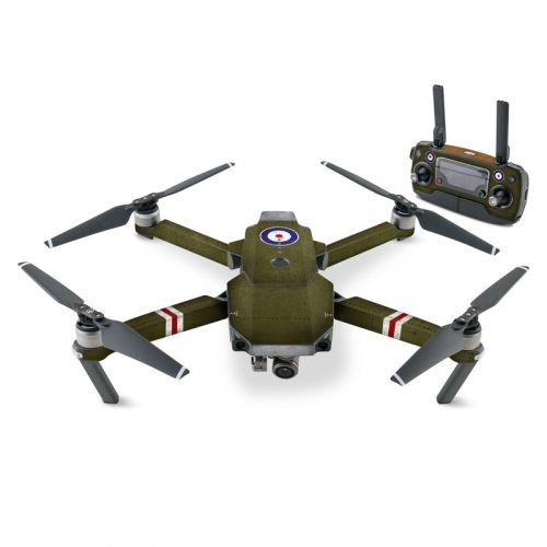 Flying Camel DJI Mavic Pro Skin
