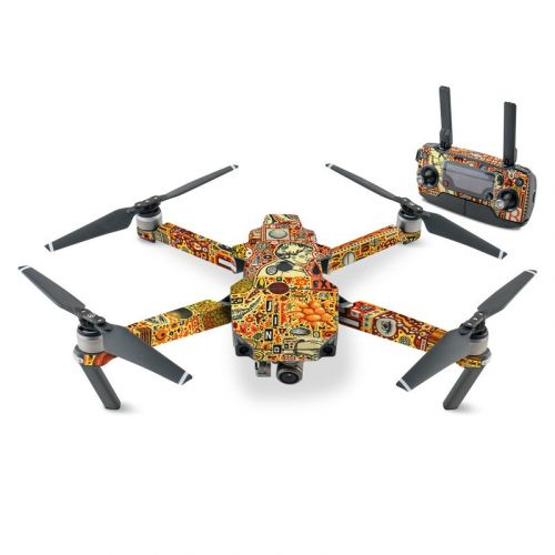 The Golding Time DJI Mavic Pro Skin