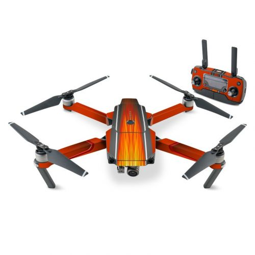 Hot Rod DJI Mavic Pro Skin