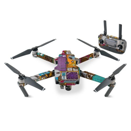 In My Pocket DJI Mavic Pro Skin