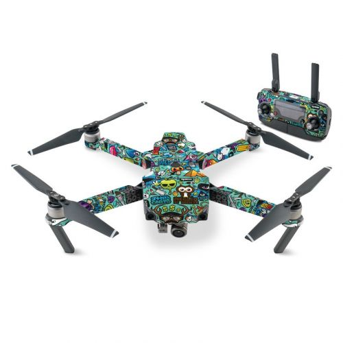 Jewel Thief DJI Mavic Pro Skin