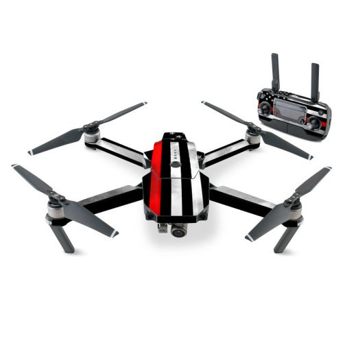 Thin Red Line DJI Mavic Pro Skin