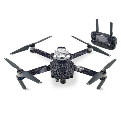 Time Travel DJI Mavic Pro Skin