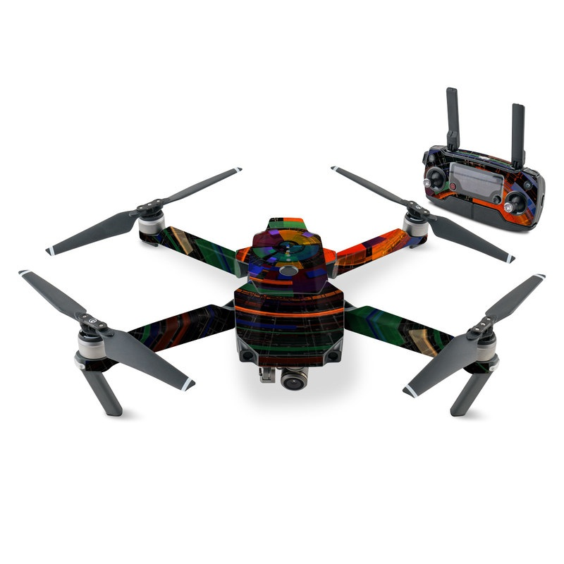 Color Wheel DJI Mavic Pro Skin