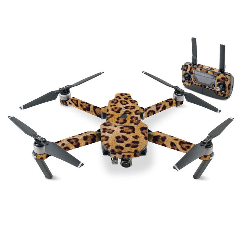 Leopard Spots DJI Mavic Pro Skin