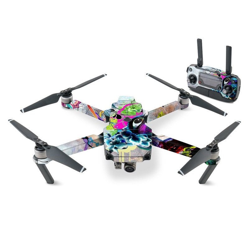 Streaming Eye DJI Mavic Pro Skin