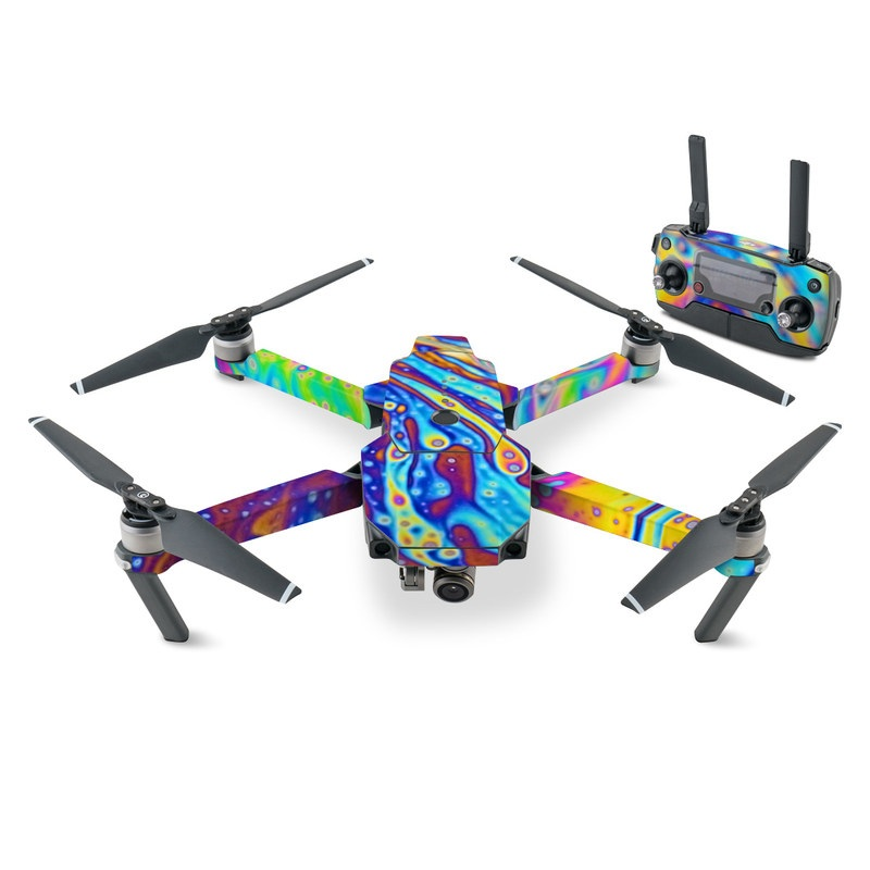 World of Soap DJI Mavic Pro Skin