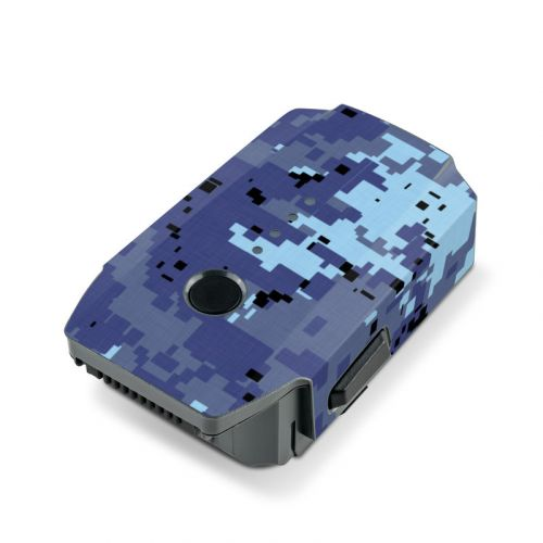 Digital Sky Camo DJI Mavic Pro Battery Skin
