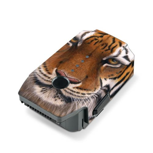 Siberian Tiger DJI Mavic Pro Battery Skin