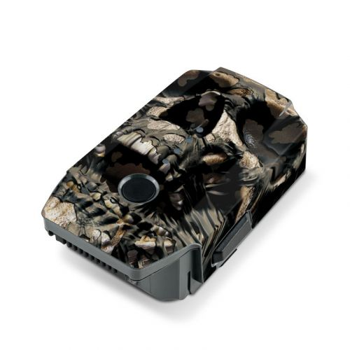 Skull Wrap DJI Mavic Pro Battery Skin