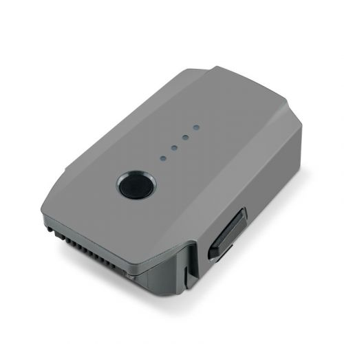 Solid State Grey DJI Mavic Pro Battery Skin