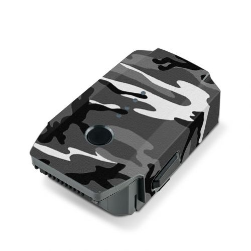Urban Camo DJI Mavic Pro Battery Skin