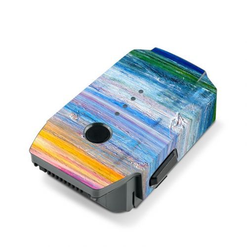 Waterfall DJI Mavic Pro Battery Skin