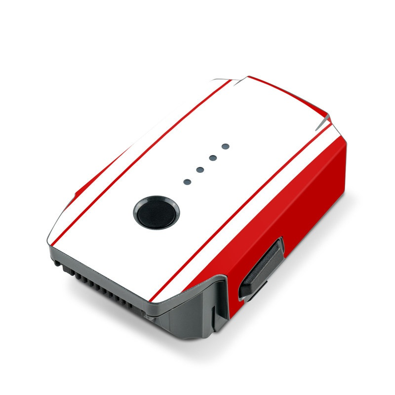 Fireproof DJI Mavic Pro Battery Skin