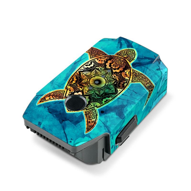 Sacred Honu DJI Mavic Pro Battery Skin