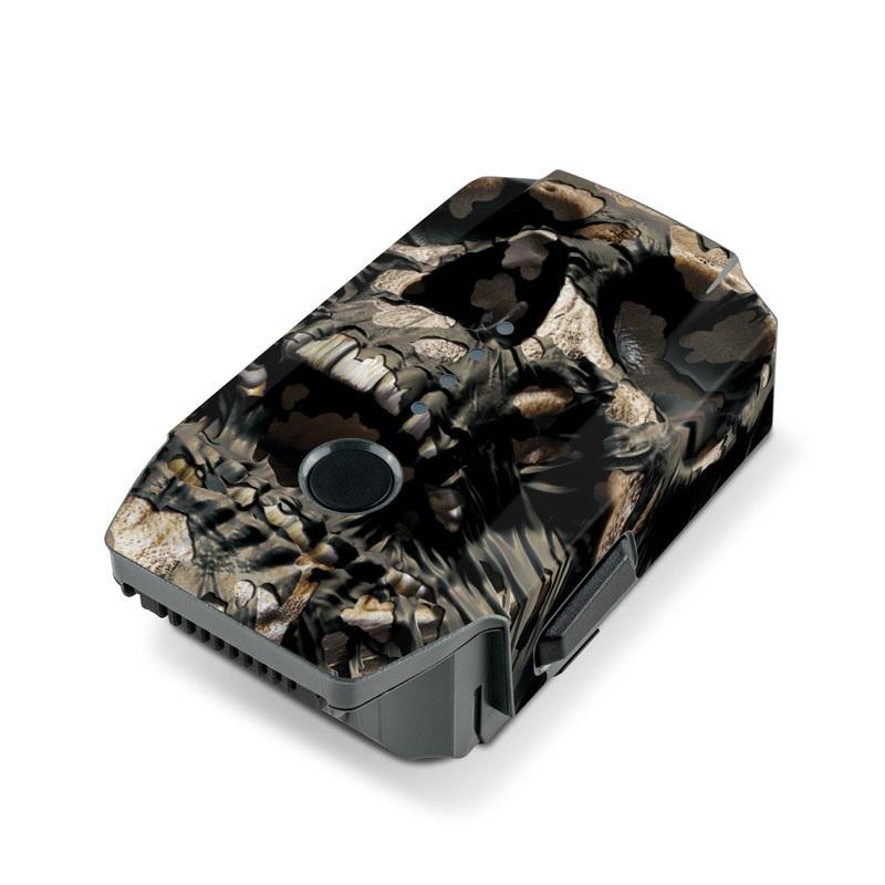 Skull Wrap DJI Mavic Pro Battery Skin