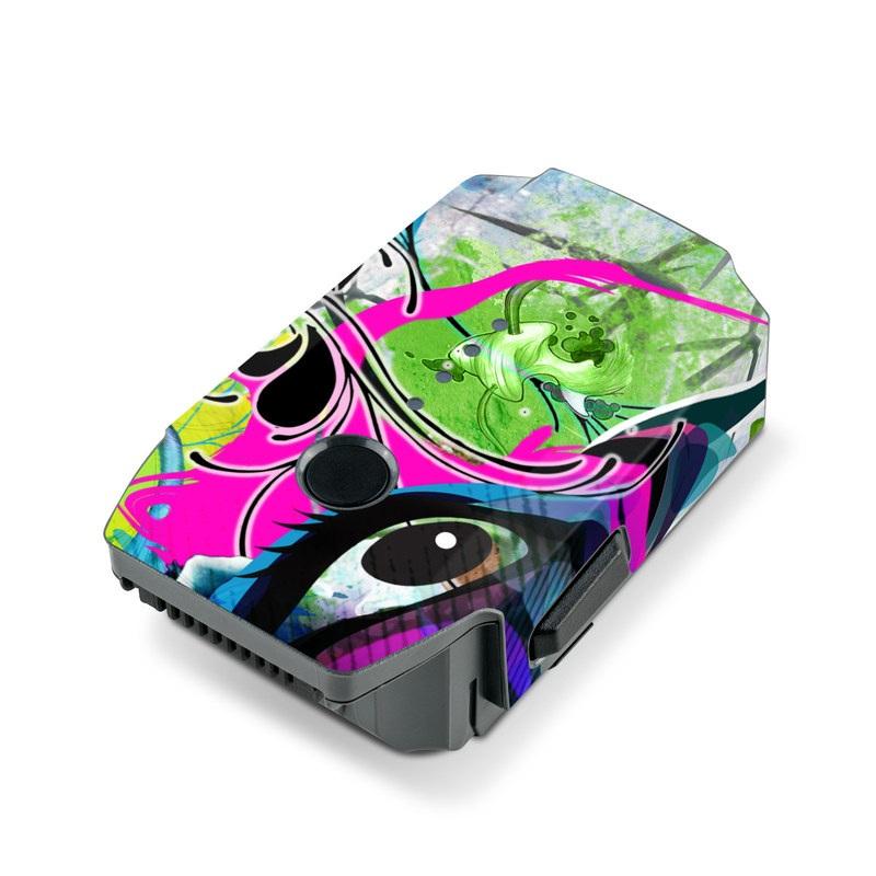 Streaming Eye DJI Mavic Pro Battery Skin