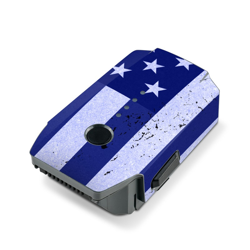 USAF Flag DJI Mavic Pro Battery Skin