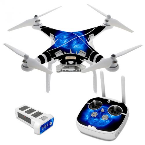 Blue Giant DJI Phantom 3 Skin