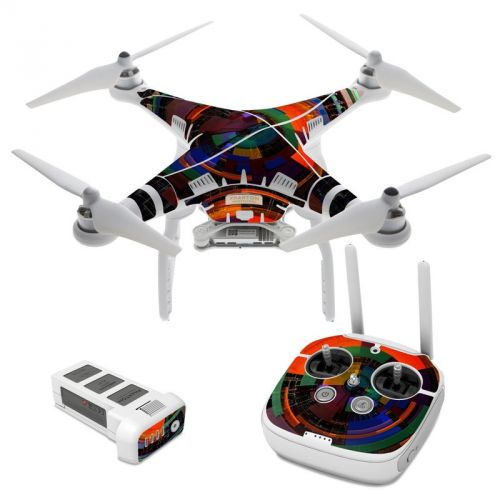 Color Wheel DJI Phantom 3 Skin