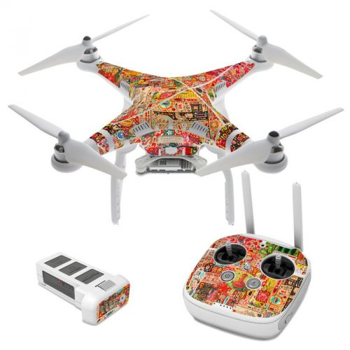 Flotsam And Jetsam DJI Phantom 3 Skin