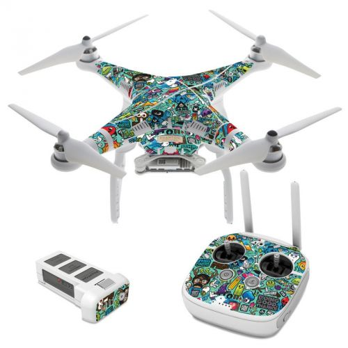 Jewel Thief DJI Phantom 3 Skin