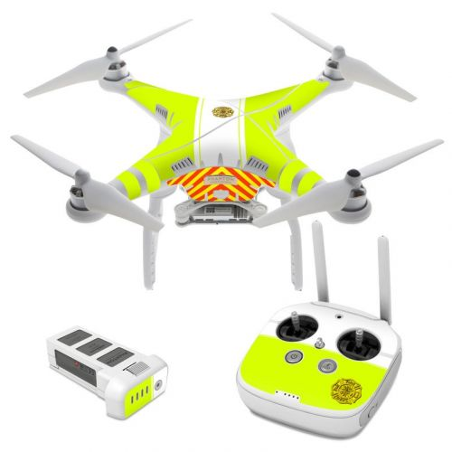Rescue DJI Phantom 3 Skin