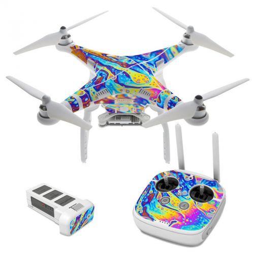 World of Soap DJI Phantom 3 Skin