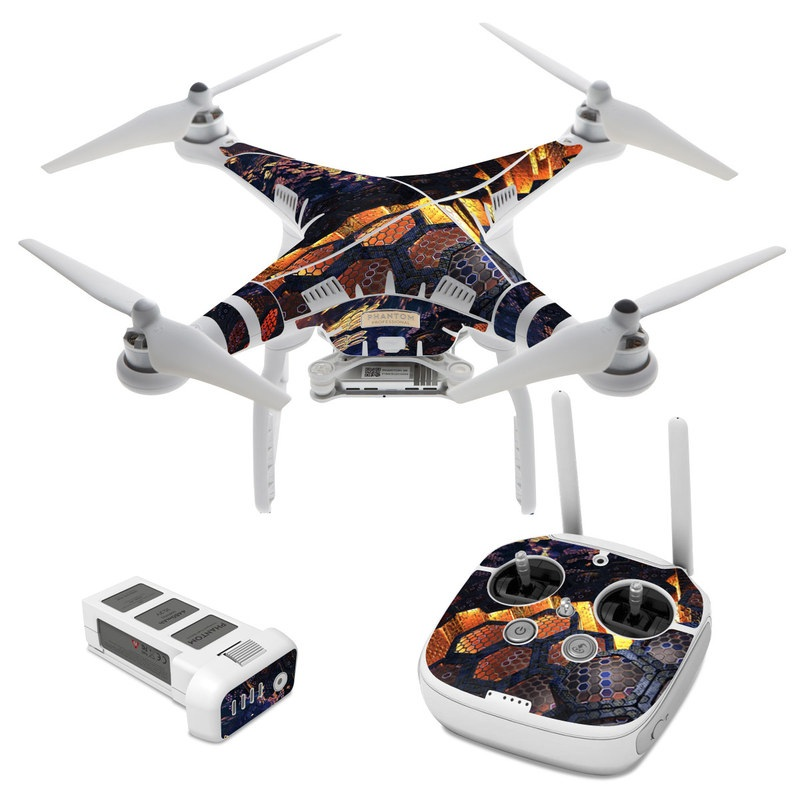 Hivemind DJI Phantom 3 Skin