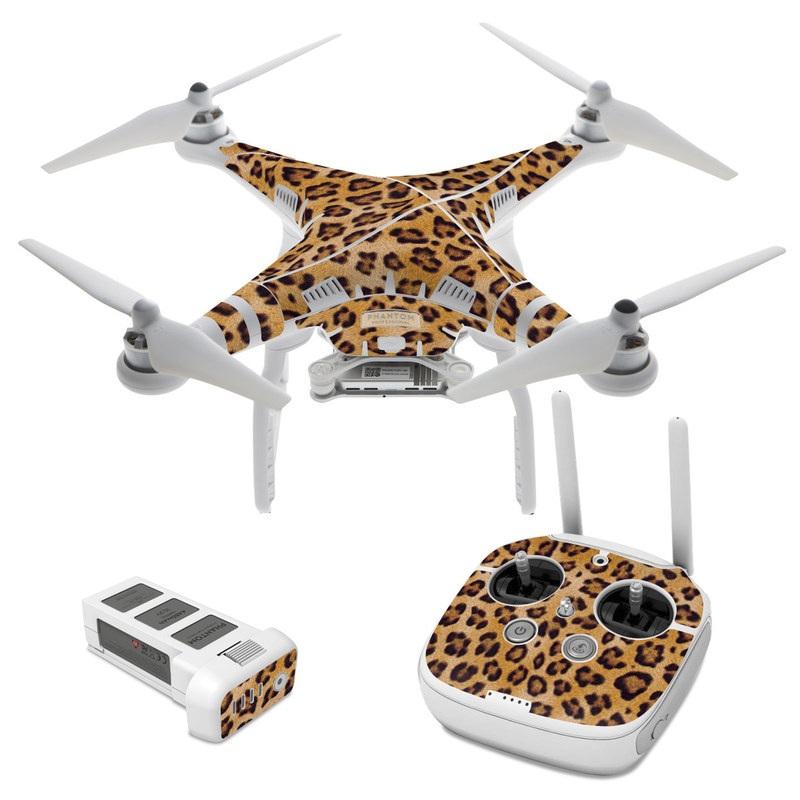 Leopard Spots DJI Phantom 3 Skin