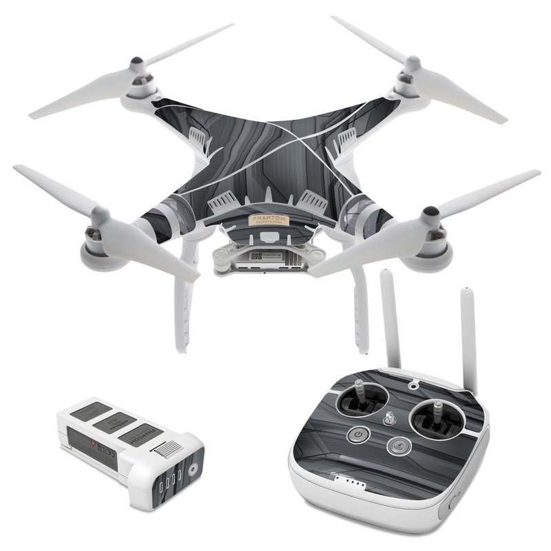 Plated DJI Phantom 3 Skin