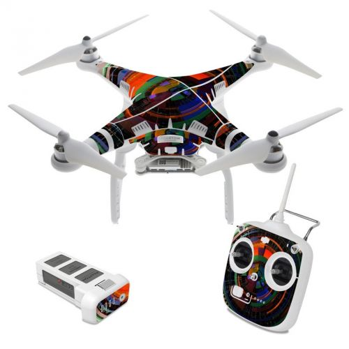 Color Wheel DJI Phantom 3 Standard Skin