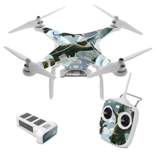 First Lesson DJI Phantom 3 Standard Skin