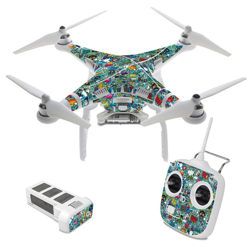 Jewel Thief DJI Phantom 3 Standard Skin