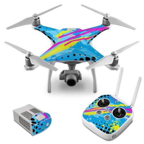 Acid DJI Phantom 4 Skin