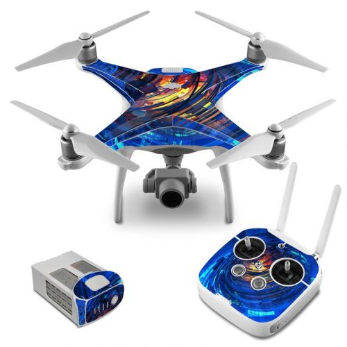 Clockwork DJI Phantom 4 Skin
