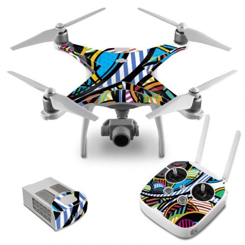 Hula Hoops DJI Phantom 4 Skin