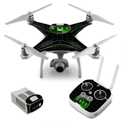 Radar DJI Phantom 4 Skin