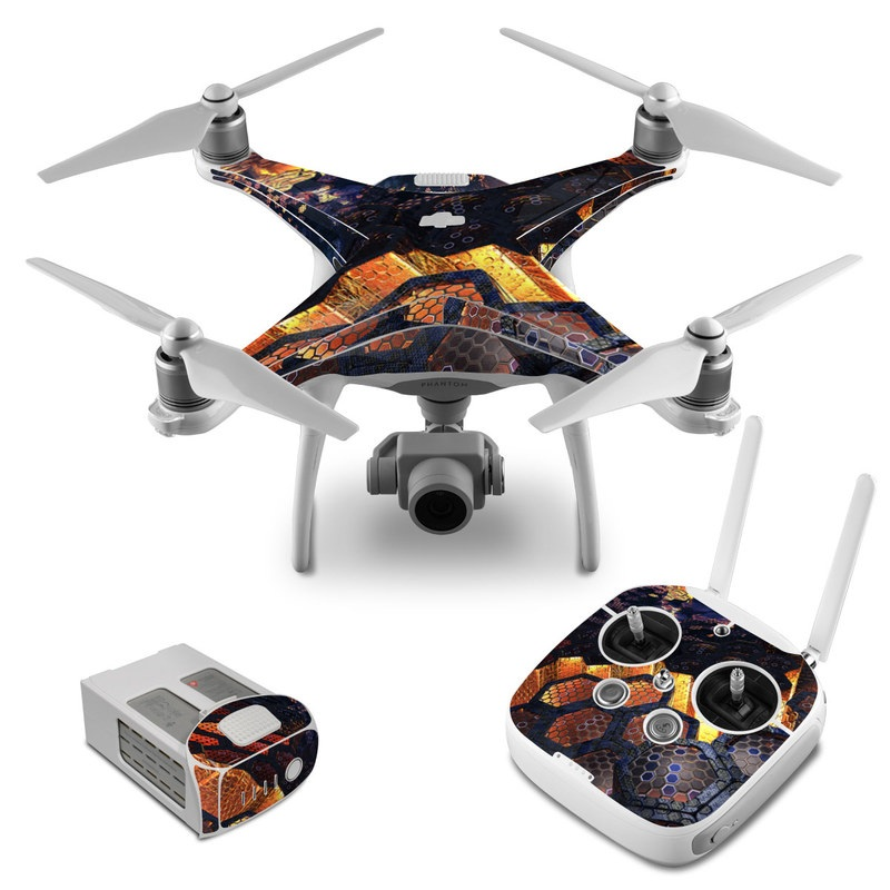Hivemind DJI Phantom 4 Skin
