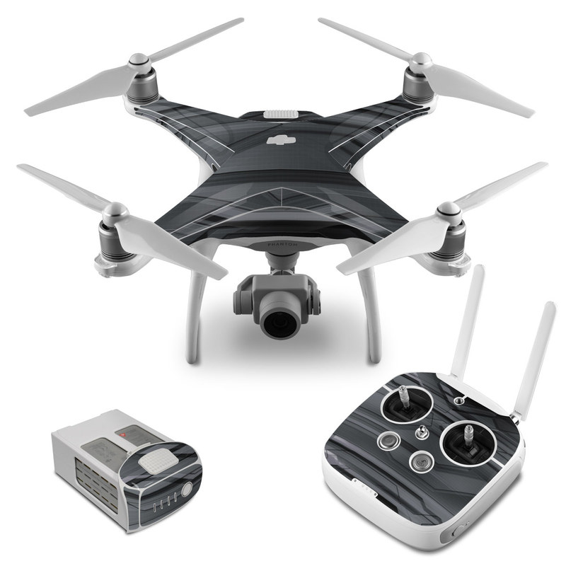 Plated DJI Phantom 4 Skin