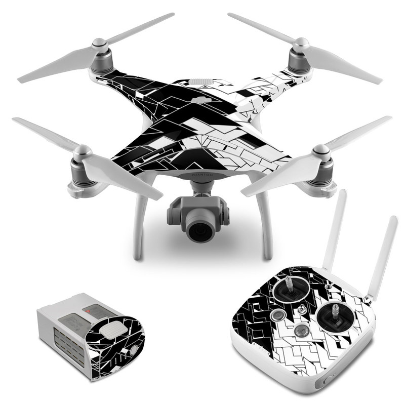 Real Slow DJI Phantom 4 Skin