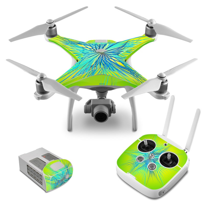 Tube Stellations DJI Phantom 4 Skin